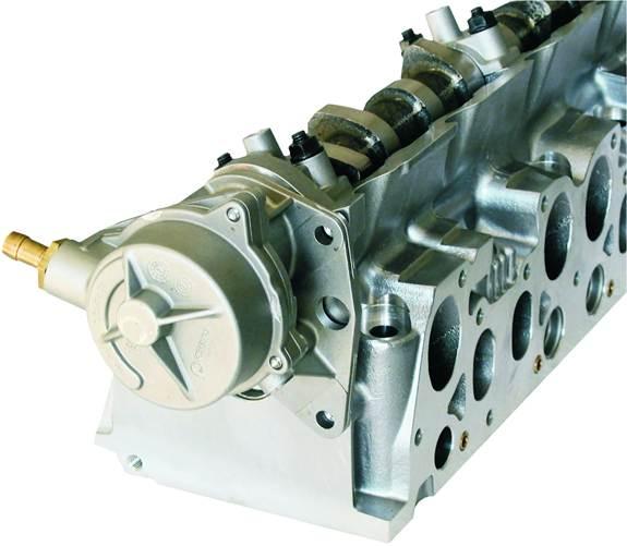 Vacuum Pump Technology - Part Info